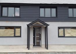 anthracite cladding